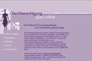 gleichberechtigung-goes-online