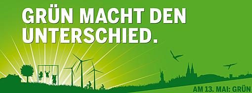 Grün macht den Unterschied