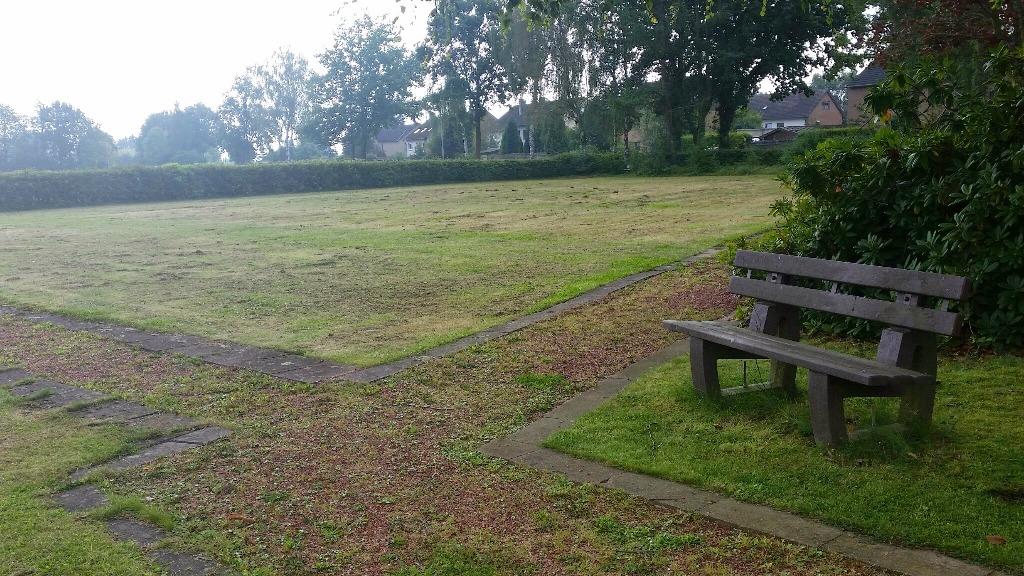 Erweiterungsfläche Friedhof Bexterhagen