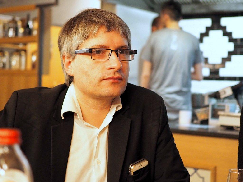 Grüner EU-Abgeordneter Sven Giegold