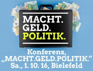 Macht.Geld.Politik.