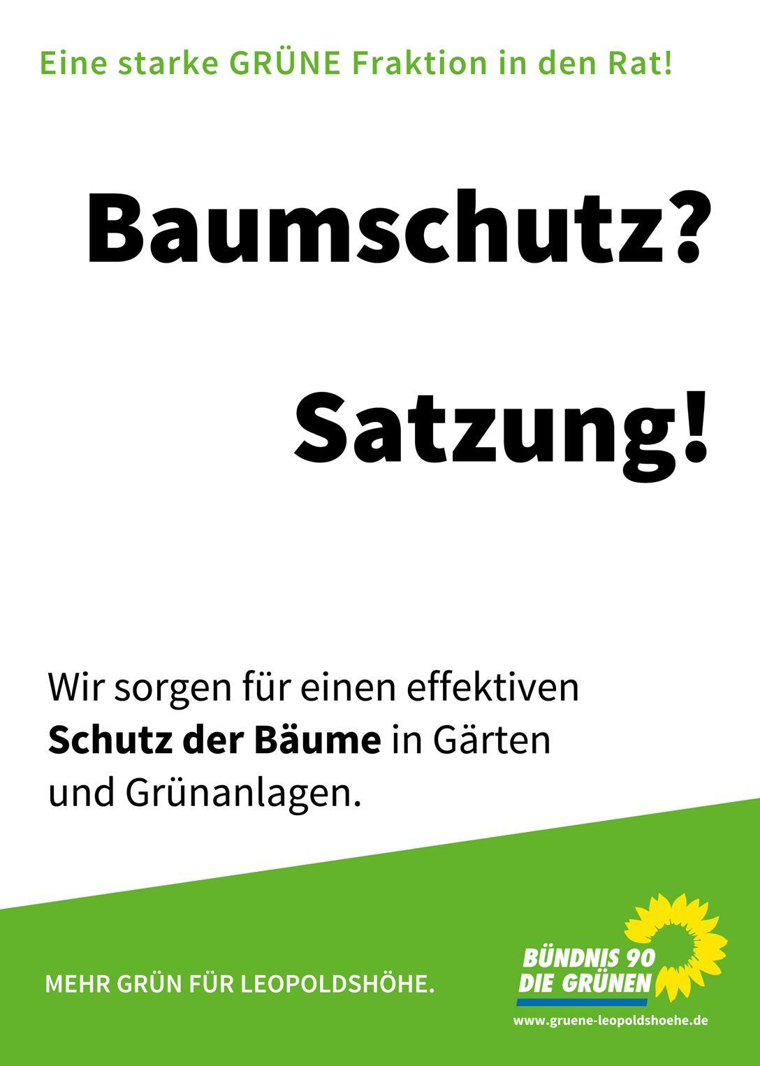 Plakat_Baumschutz
