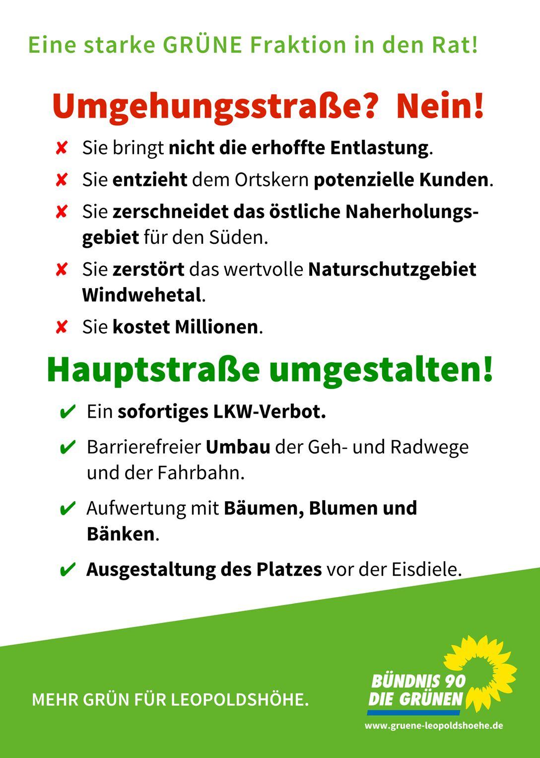 Plakat_Umgehung-Hauptstraße